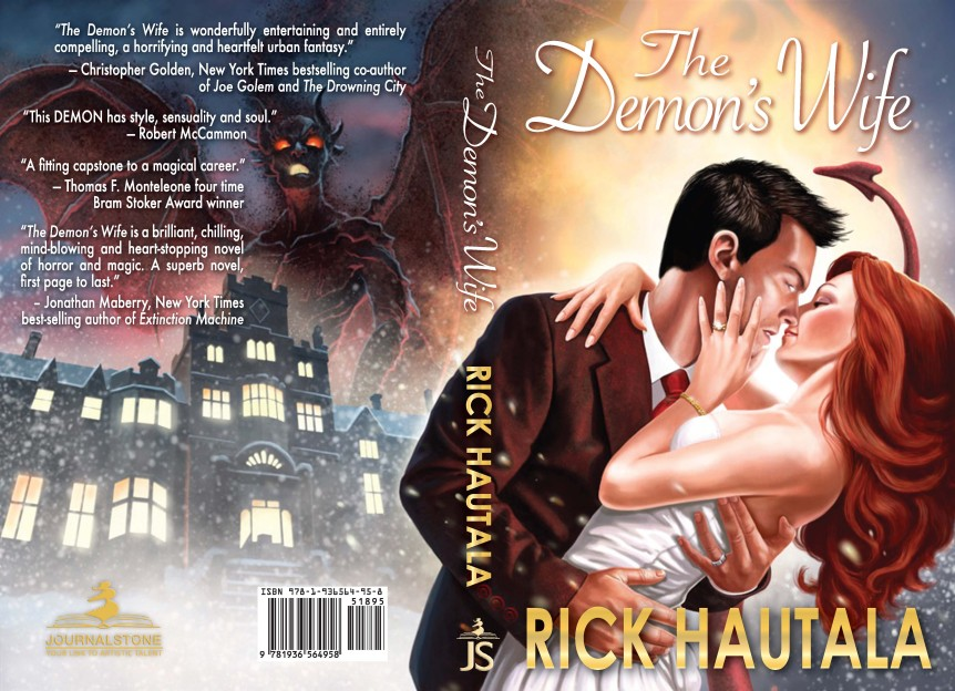 Soft Cover - Final - The Demons Wife - Final